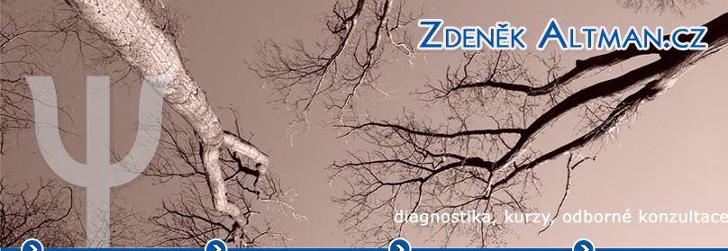 ZdeněkAltman.cz - diagnostika, kurzy, odborné konzultace